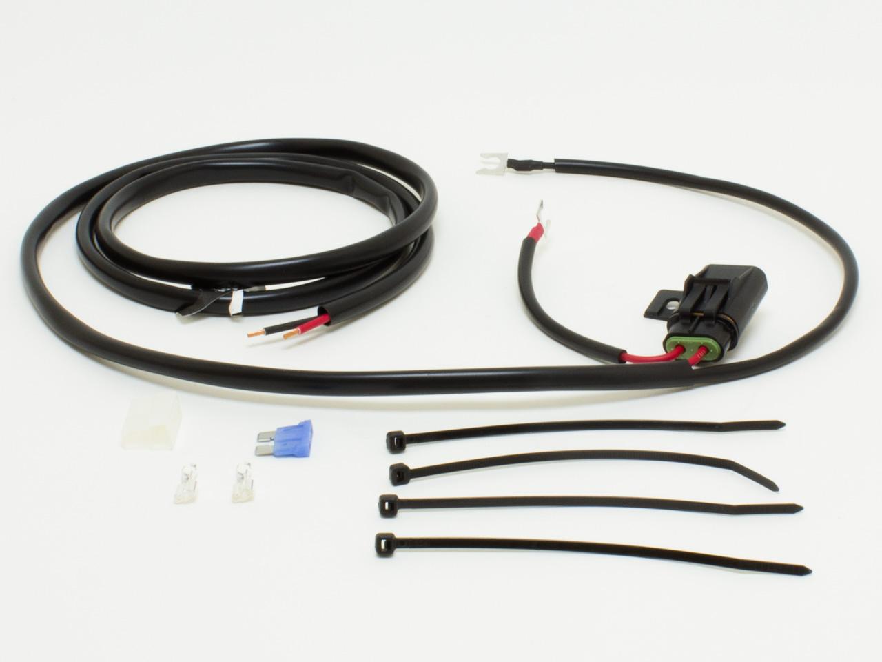 faisceau electrique pour la prise accessoire sur certains produits helibars 174 moto luxe