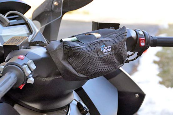 Kjd Lifetime Motorcycle Handlebar Bag