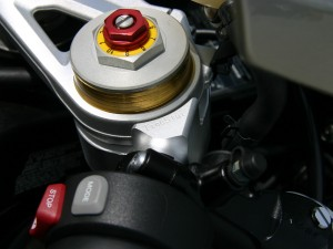 HP4 HeliBars TracStar handlebar risers for BMW S1000RR TS05099